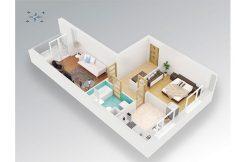 mieszkania lublin zemborzyce - A4 - M39-1