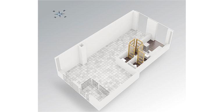 mieszkania lublin zemborzyce - A5 - lokal usługowy 1-1