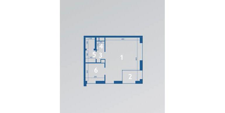 mieszkania lublin zemborzyce - A5 - lokal usługowy 2-2