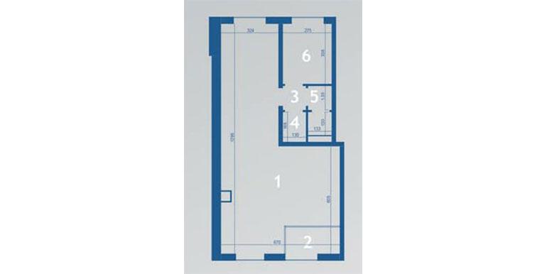 mieszkania lublin zemborzyce - A4 - lokal usługowy 1-2