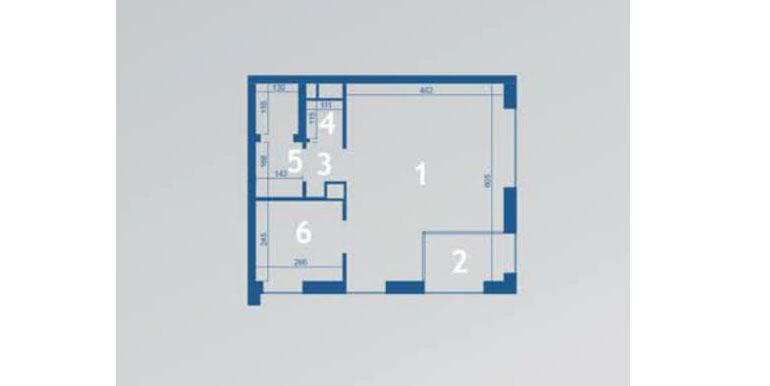 mieszkania lublin zemborzyce - A4 - lpkal usługowy 2-2