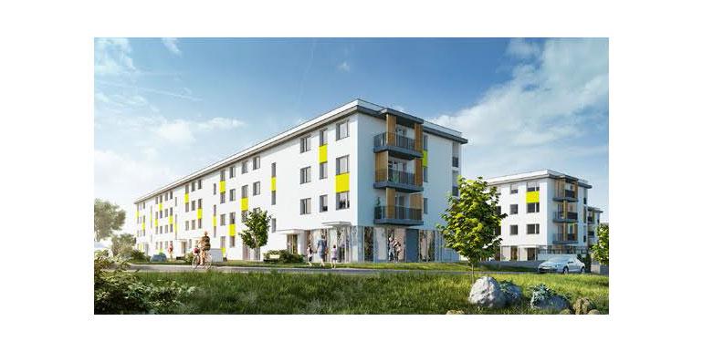 mieszkania lublin zemborzyce - A4 - wizualizacja