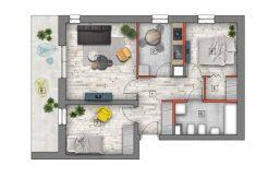 mieszkanie na sprzedaż lublin B4/B5 M4
