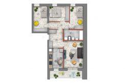 deweloperskie mieszkania lublin B4/B5 M72