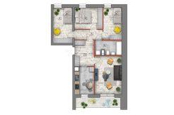 mieszkania lublin zemborzyce B4/B5 M81
