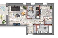 nowe mieszkania lublin B4/B5 M88