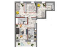 mieszkanie na sprzedaż lublin B4/B5 M25