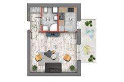 deweloperskie mieszkania lublin B4/B5 M38