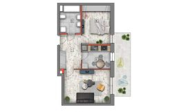 nowe mieszkania lublin B4/B5 M45