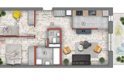 nowe mieszkania lublin B4/B5 M49