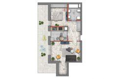 deweloperskie mieszkania lublin B4/B5 M50