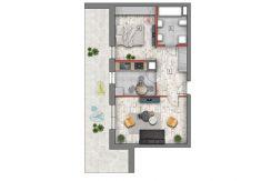mieszkanie na sprzedaż lublin B4/B5 M54