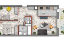 nowe mieszkania lublin B4/B5 M57