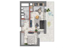 deweloperskie mieszkania lublin B4/B5 M65