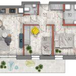 mieszkanie na sprzedaż lublin B4/B5 M76