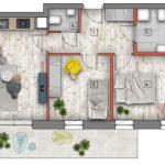 mieszkanie na sprzedaż lublin B4/B5 M79