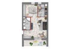 mieszkanie na sprzedaż lublin B4/B5 M92